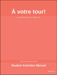 Votre Tour Student Activities Manual