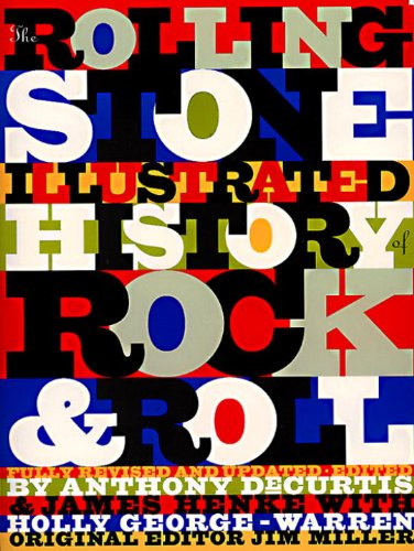 Rolling Stone Illustrated History Of Rock And Roll