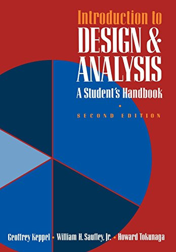 Introduction To Design And Analysis