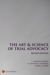 Art And Science Of Trial Advocacy