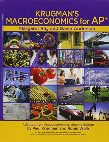 Krugman's Macroeconomics For Ap*