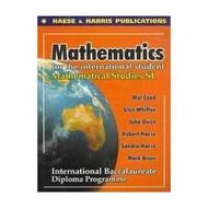 Mathematical Studies
