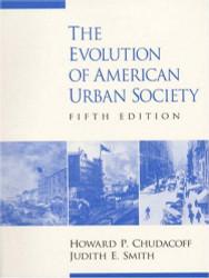 Evolution Of American Urban Society