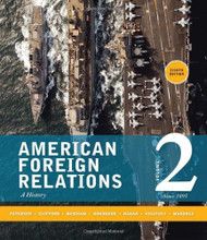 American Foreign Relations Volume 2