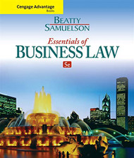 Essentials Of Business Law - Beatty Jeffrey F.