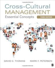 Cross-Cultural Management