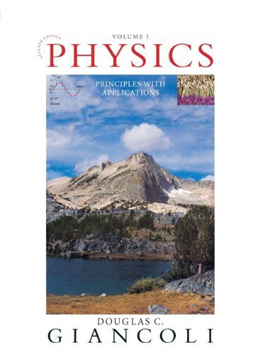 Physics Principles With Applications