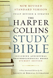 NRSV HarperCollins Study Bible  by Harold W Attridge