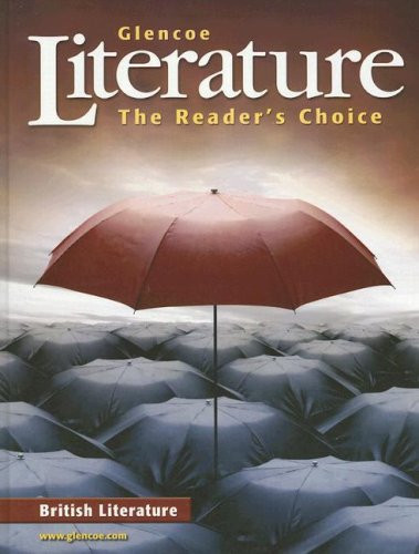 Glencoe Literature The Readers Choice British Literature