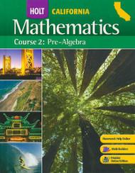 Mathematics Course 2 Pre-Algebra