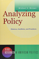 Analyzing Policy