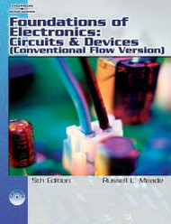 Foundations Of Electronics Conventional Flow