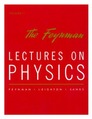 Feynman Lectures On Physics Volume 1