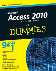 Access All-In-One For Dummies