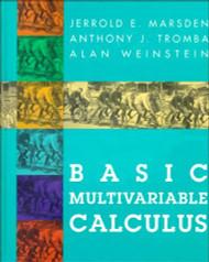 Basic Multivariable Calculus - Jerrold Marsden