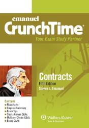 CrunchTime: Contracts -  Steven L Emanuel