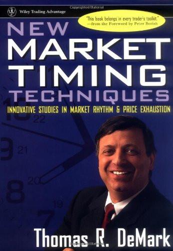 New Market Timing Techniques