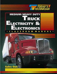 Today's Technician Medium / Heavy Duty Truck Electricity And Electronics Shop