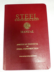 Steel Construction Manual by AISC