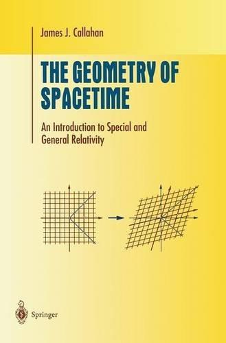 Geometry Of Spacetime