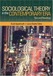 Sociological Theory In The Contemporary Era