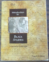 Introduction To Black Studies