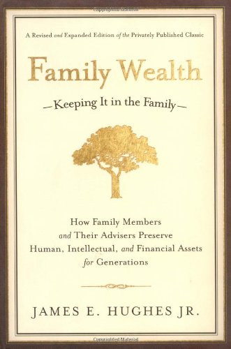 Family Wealth--Keeping It In The Family