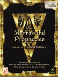 Morrowind Prophecies