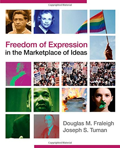 Freedom Of Expression In The Marketplace Of Ideas