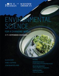 Scientific American Environmental Science For A Changing World With Extended