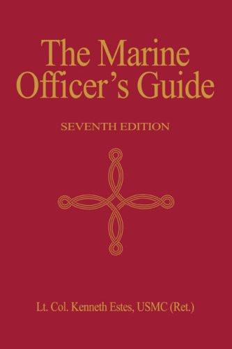 Marine Officer's Guide