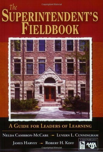 Superintendent's Fieldbook