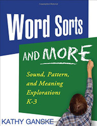 Word Sorts And More