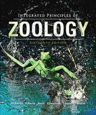 Integrated Principles of Zoology by Hickman