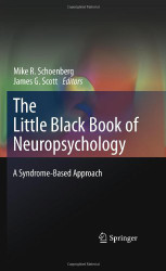 The Little Black Book Of Neuropsychology by Mike Schoenberg