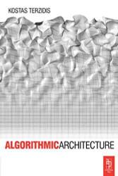 Algorithmic Architecture by Kostas Terzidis