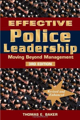 Effective Police Leadership