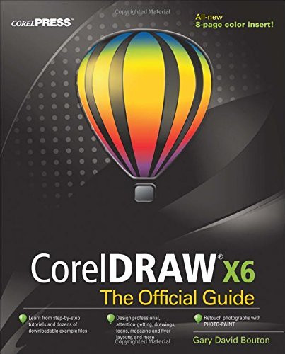 Coreldraw X7 / X8 The Official Guide