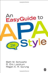 Easyguide To Apa Style