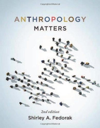 Anthropology Matters