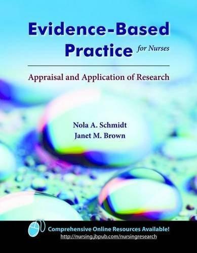 Evidence-Based Practice For Nurses