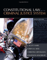 Constitutional Law And The Criminal Justice System