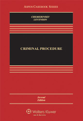 Criminal Procedure   (Erwin Chemerinsky)