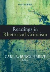 Readings In Rhetorical Criticism