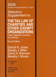 Tax Law of Charities and Other Exempt Organizations