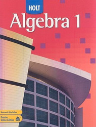 Algebra 1 Teacher's Edition