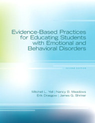 Evidence-Based Practices For Educating Students With Emotional And Behavioral