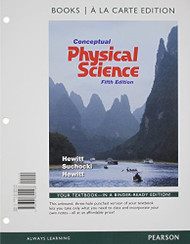 Conceptual Physical Science Books