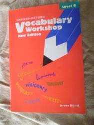 Vocabulary Workshop Level G