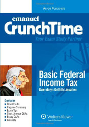 CrunchTime Basic Federal Income Tax - Gwendolyn Griffith Lieuallen